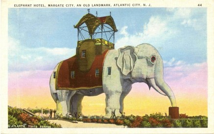 Elephant Hotel, Margate City, Atlantic City, NJ