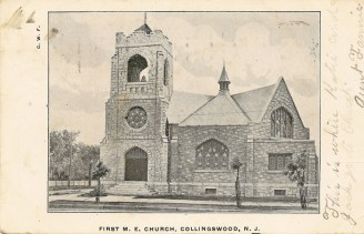 First M.E. Church, Collingswood, NJ