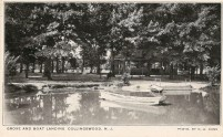 Grove and Boat Landing, Collingswood, NJ