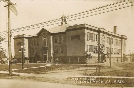 High School, Collingswood, NJ A-987