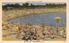 Holiday Lake, Route 130, Bridgeboro, NJ