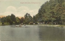 Knight's Park Lake, Collingswood, NJ