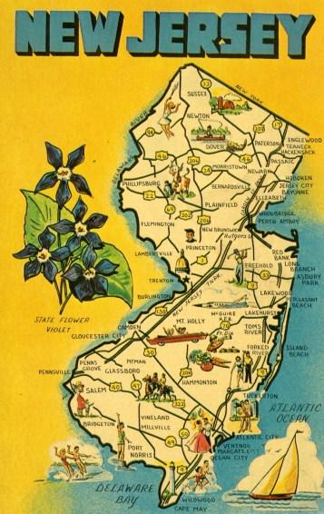 New Jersey, Garden State