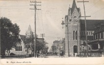Pacific Avenue, Atlantic City, NJ 1904