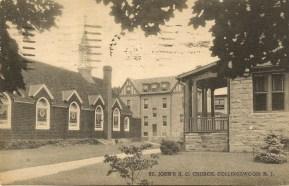 St. John's R.C. Church, Collingswood, NJ