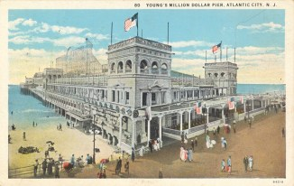 Young's Million Dollar Pier, Atlantic City, NJ