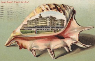 Hotel Rudolf, Atlantic City, NJ