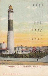 Absecon Light, Atlantic City, NJ