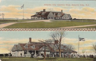 Atlantic City Country Club, Atlantic City, NJ
