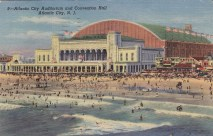 Atlantic City Auditorium and Convention Hall, Atlantic City, NJ