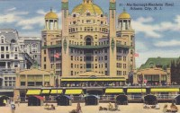 Marlborough-Blenheim Hotel, Atlantic City, NJ