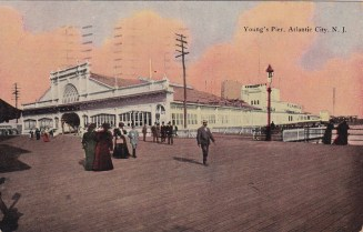 Young's Pier, Atlantic City, NJ