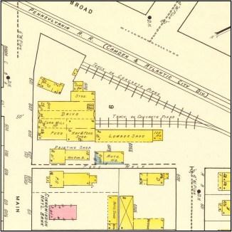 004_1919 Sanborn Map JT Evans