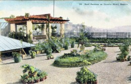 Roof Gardens on Lincoln Hotel, Seattle, Wash.