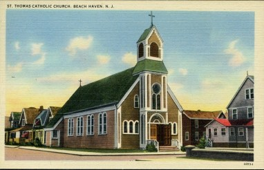 St. Thomas Catholic Church, Beach Haven, NJ