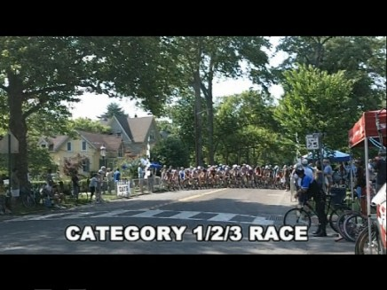 2012 Criterium Cat 1,2,3 Race screenshot - see video clip below