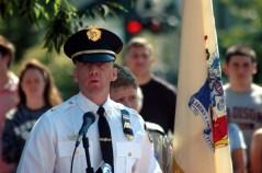 Riverton Police Chief John Shaw