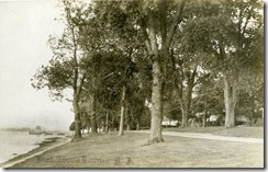 RYC and Bank Avenue, Riverton, NJ RPPC 1904-1920s (1280x815)