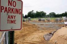 Grandstand construction 07-24-2013 03