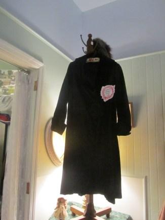 lady's opera coat