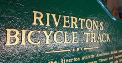 RAA Bicycle Track historic marker