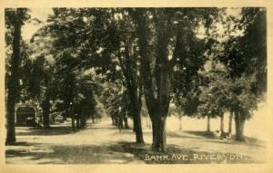 Bank Ave., Riverton, NJ