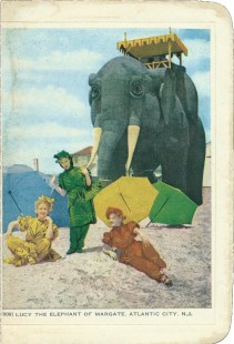 Lucy Foldcard #1, c.1929
