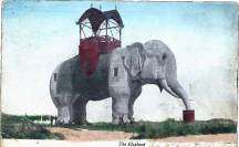 Lucy the Elephant 1909