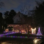 Lippincott Ave lights