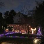 Lippincott Ave lights