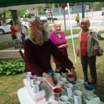Linda McCormick, Phyllis Rodgers, Susan Dechnik