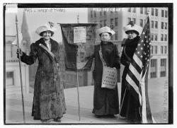 Mrs. J. Hardy Stubbs, Miss Ida Craft, Miss Rosalie Jones