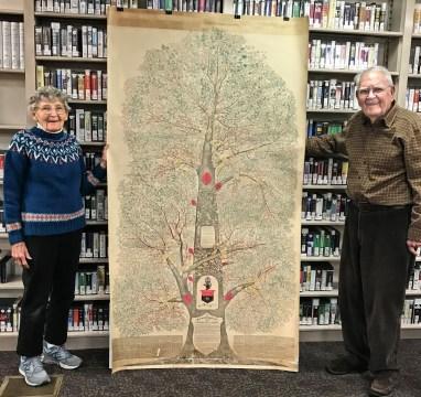 Nancy and Bill Hall Lippincott family tree 01 (Copy)