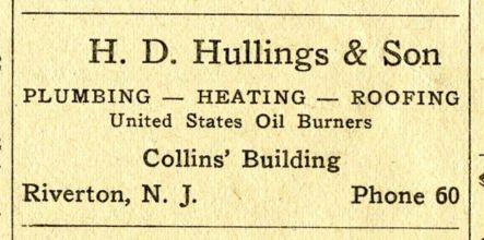 H.D. Hullings & Son, The New Era, Mar 23 1933