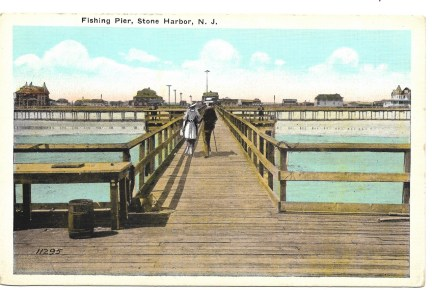 Fishing Pier, Stone Harbor, NJ