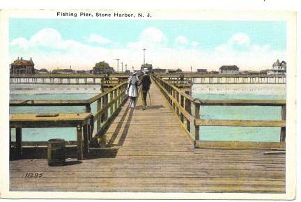 Fishing Pier, Stone Harbor, NJ