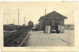 RR Station, Stone Harbor, NJ