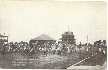 Fourth of July, 1911 - Marathon run during Gala Week