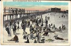 Beach and Boardwalk