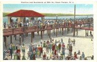 Pavillion and Boardwalk at 96th St.