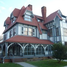 1879 Emlen Physick Mansion in Cape May