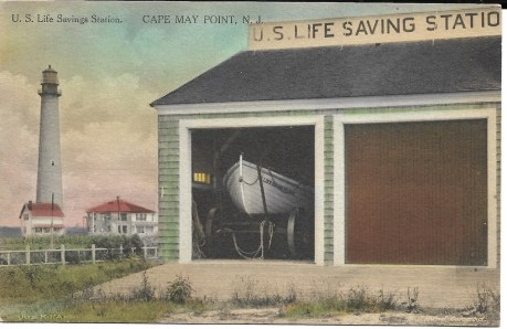 U.S. Life Savings Station, Cape May Point, N.J.