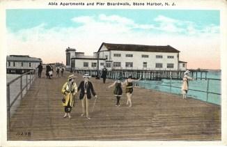 Alba Apartments, Stone Harbour, NJ