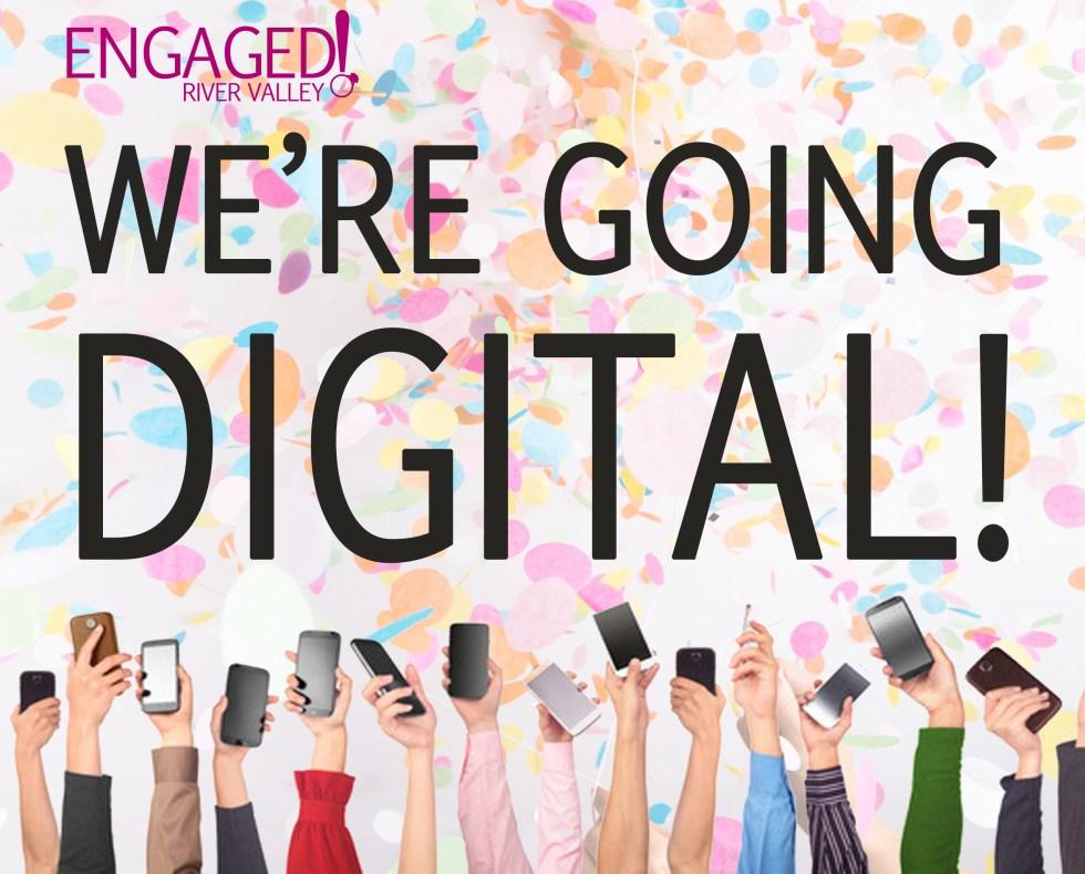 We Ar Going Digital copy