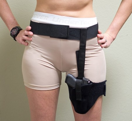 The Well Armed Women Thigh Holster