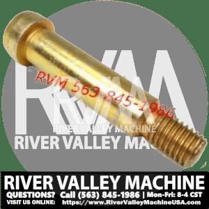 Bobcat Shoulder Bolt @ River Valley Machine USA   RVM, LLC