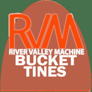 RVM, LLC | River Valley Machine | RVM Parts Catalog | Bucket Tines