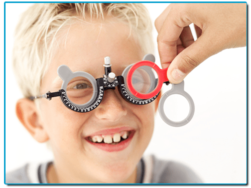 Eye Exam Visit