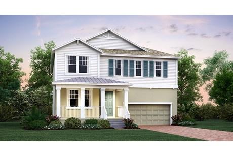 Ruskin Florida New Homes Communities