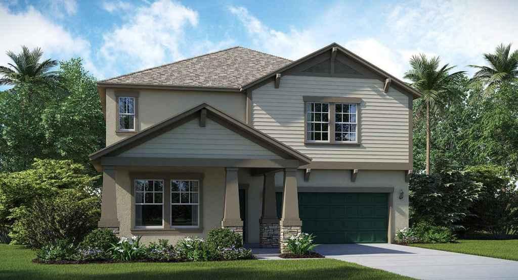 Ballantrae Subdivision Riverview Florida New Homes Community